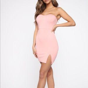 Fashion nova Anaith Tube Mini Dress
